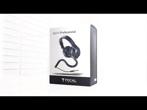 Focal Spirit Professional Unboxing & Review!