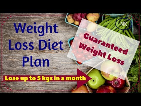 Free Diet Plan To Lose Weight | Best Diet To Lose Weight | Nainja Kapoor