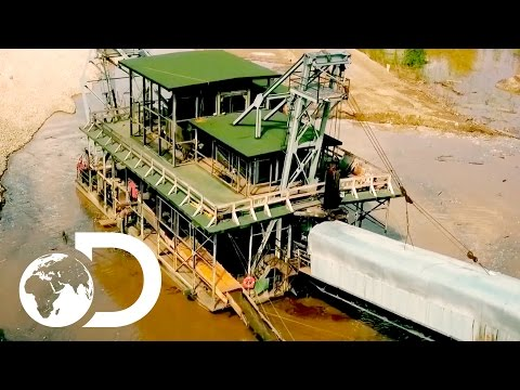 Kevin's Complex Digger Causes A Setback | New Gold Rush Tuesday 9pm | Discovery UK