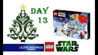 Day 13 Star Wars LEGO Advent Calendar (2018)