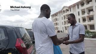 Ghana's Last Mile