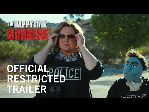 The Happytime Murders | Official Restricted Trailer | In Theaters August 17, 2018