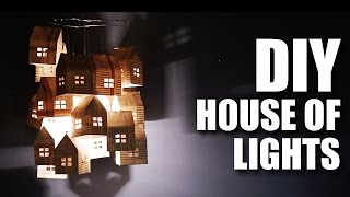How to do DIY House of Lights | Diwali Special