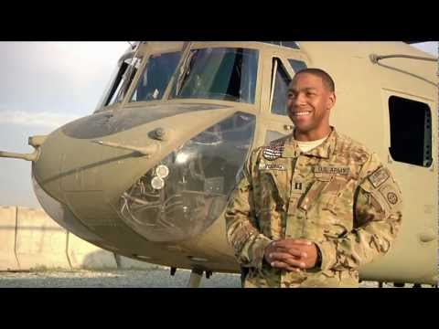 U.S. Army Interview with CH-47F Chinook Pilot