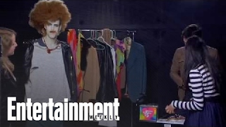 Vampire Diaries Ian Somerhalder Plays Dress Up With Paul Wesley Enter