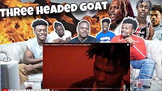 Lil Durk - 3 Headed Goat ft. Lil Baby & Polo G(REACTION)