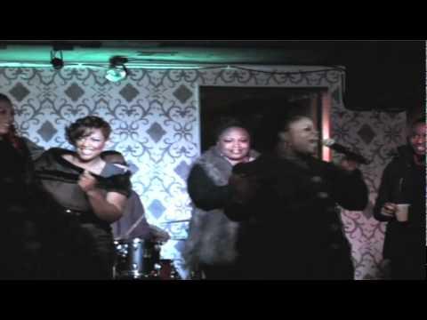 Nova Nelson's Finale - A Chocolate Christmas Session @ Liv Night Club 2010
