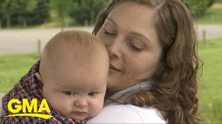 'Miracle' baby born after mom had her fallopian tubes removed | GMA