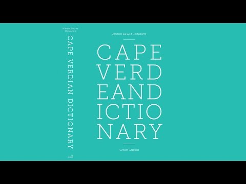 The First Cape Verdean Creole-English Dictionary