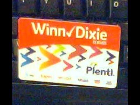 05-31-2017 Benefits of the Winn Dixie Plenti card for traveling