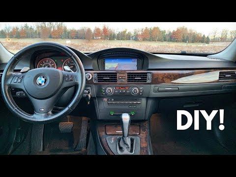 BMW CIC Retrofit Navigation DIY Install/Coding!