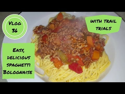 How to make Spaghetti Bolognese - a quick, cheap and easy recipe to feed the whole family