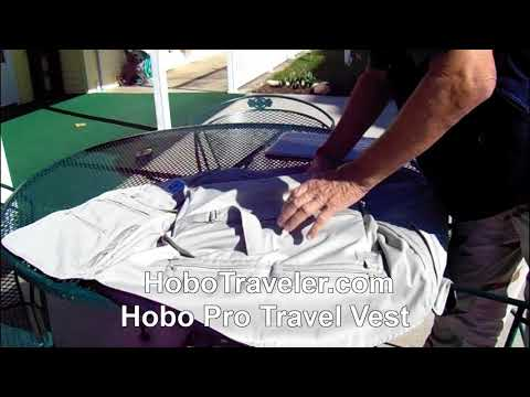 Will a 15 Inch Laptop Fit in Hobo Pro Travel Vest?