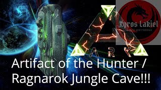 Ark: Ragnarok ARTIFACT OF THE HUNTER JUNGLE CAVE! S3E20 Videos
