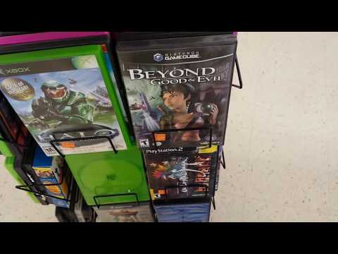 The greatest video game finds at Goodwill EVER RECORDED!!!