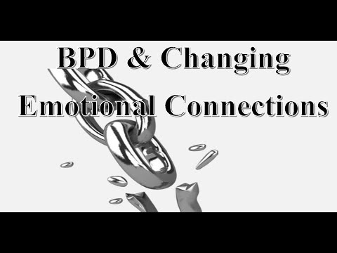 Emotional Connections and BPD and NPD