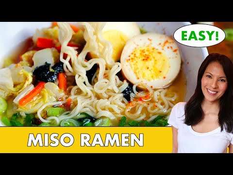 How to Make Miso Ramen