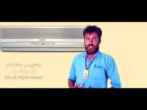 How to use Air Conditioner in Telugu