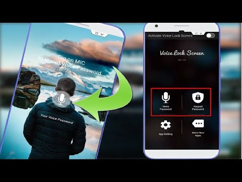 Unlock Your Phone with Your Voice 2018