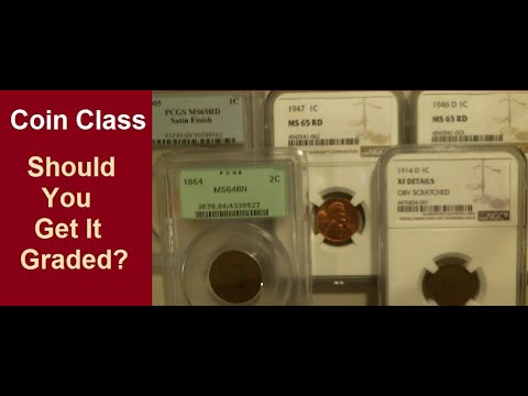 Coin Class - Should I Get This Graded?