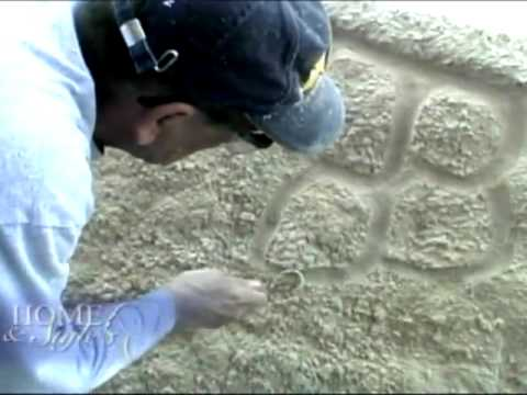 [StoneCoat] Creates Beautiful Walls from Spray-on LimeStone