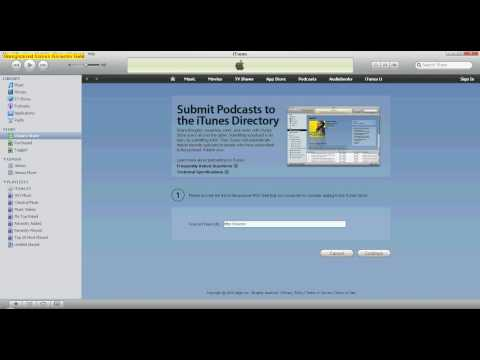 Tutorial: Create Your Own iTunes Podcast