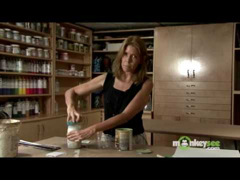 Painting - How to Make and Use a Glaze