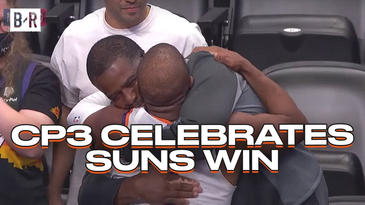 Chris Paul & Suns React To Making Western Conference Finals For First Time Since 2010