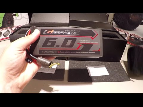 ARRMA RC Which Lipo Batteries Have I Chosen?