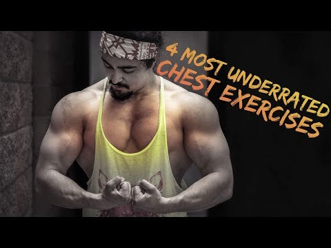 The 4 BEST Chest Exercises You AREN'T Doing (But Should)