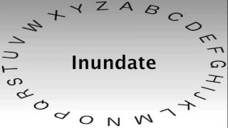 Definition of inundating