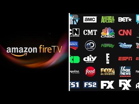Playstation Vue Fire TV / Fire TV Stick Review