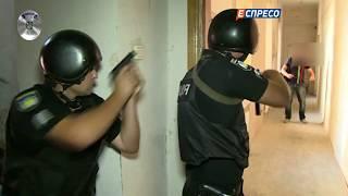 Поліцейська охорона | Затримання крадія