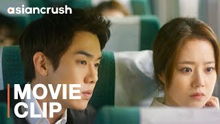The most straight-forward pickup line in public transport history | Clip from 'Mood of the Day'