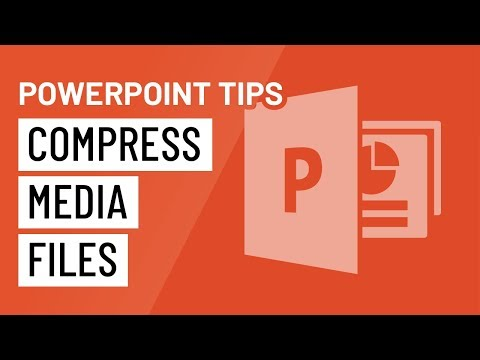 PowerPoint Quick Tip: Compress Media Files