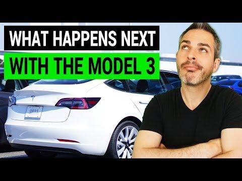 Tesla Model 3: What Happens Next?