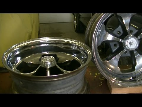 How to Restore Old Mag Wheels