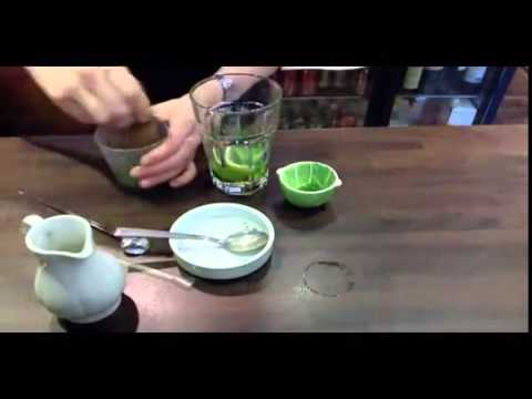How to Make a Matcha Mojito in 6 Simple Steps