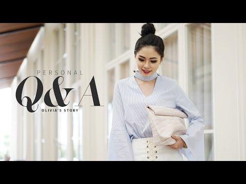 How I Make Money, Favourite Bag, Hair Maintenance, Workout Routine | OLIVIA'S STORY