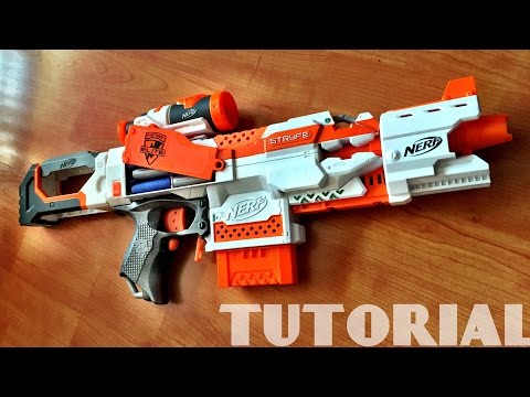 [TUTORIAL] How to make a DUMMY BATTERY for your Nerf Gun