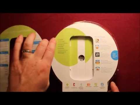 Unboxing ZTE Compel AT&T GoPhone 4G LTE