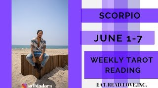 SCORPIO: New Love! June 2019 - Soul Moon Tarot - sososhare com