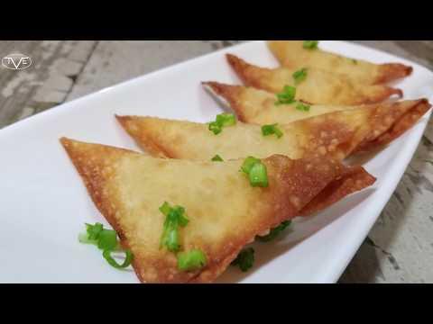 Crab Rangoon Wontons Recipe | Episode 575