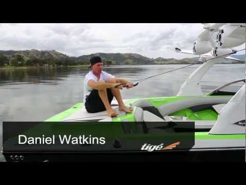 Tige Instructional: Getting Up Wakeboarding