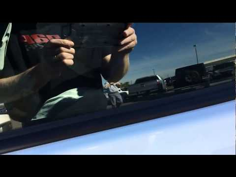 How to open Gas Door Corolla '18