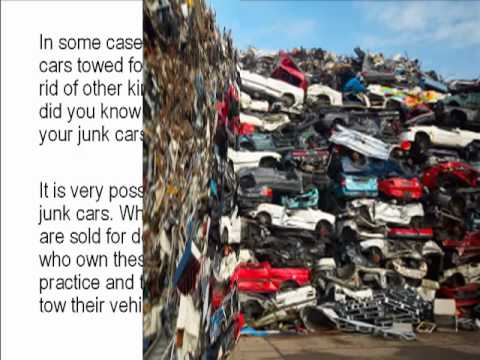 How to Sell Your Junk Car Call 888-728-7177 for Good Money In Los Angeles