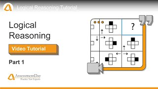 Logical (Abstract) Reasoning test - Introduction to Logical