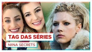 AS SÉRIES DA NIINA SECRETS