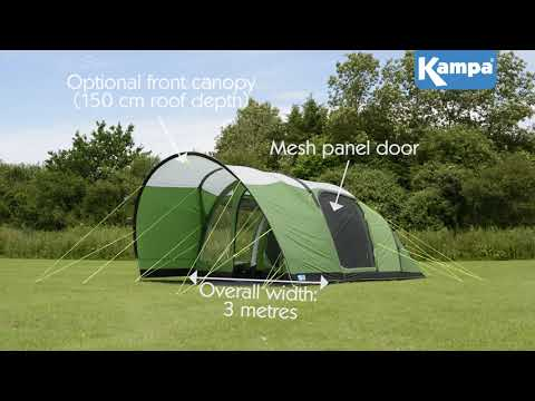 Kampa  Brean 4 AIR  Overview