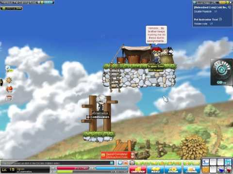 Maplestory | How To Equip Multiple Pets